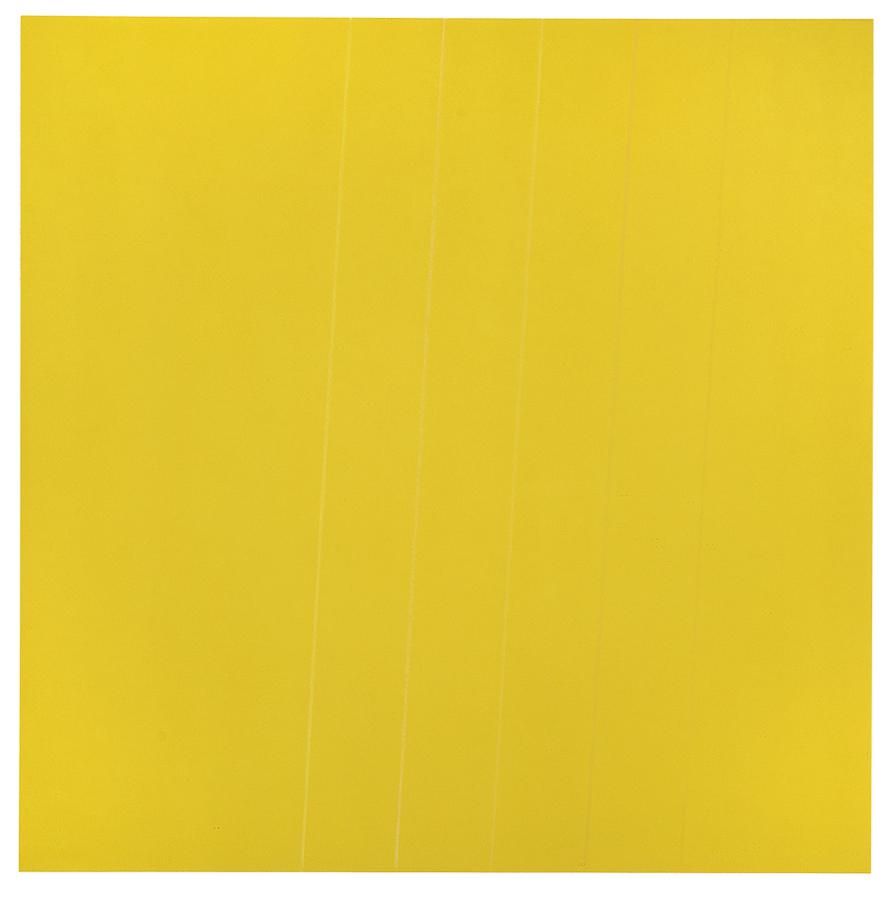 Joseph Marioni-Opus 15: Birth Of Yellow Light #5 (First Performance)-1971
