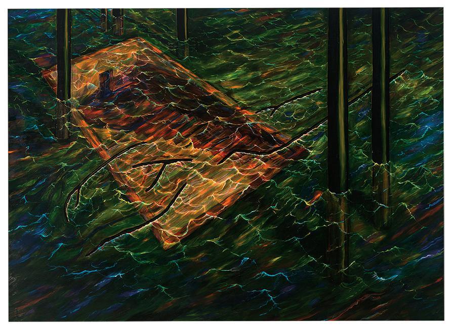 Suzanne Caporael-Stray-1985