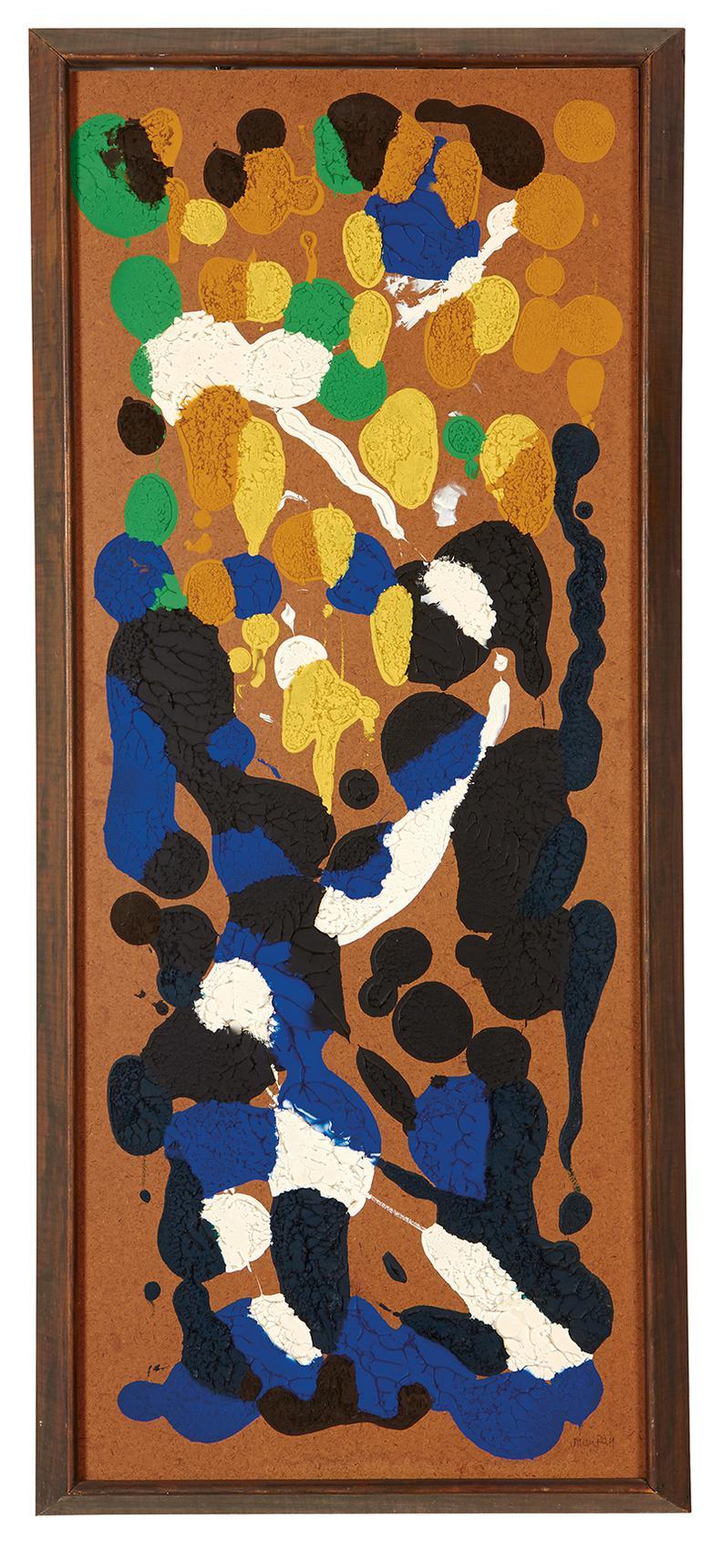 Man Ray-Natural Painting-1961