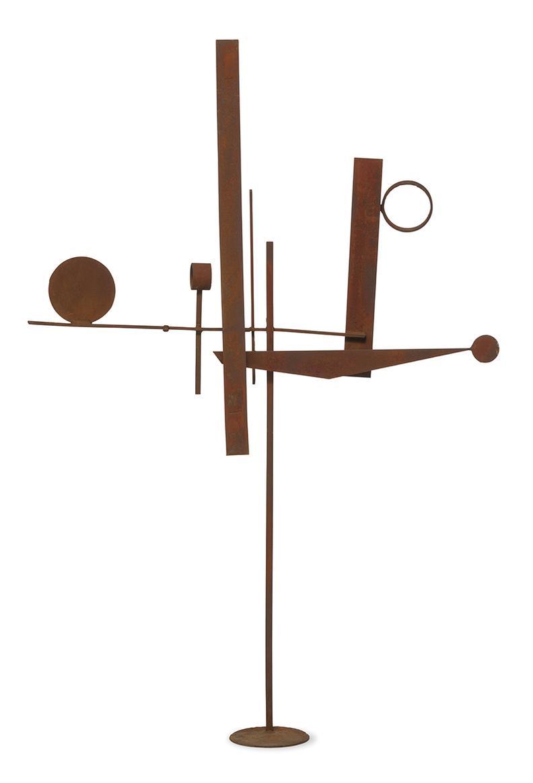 Paul Kasper - Untitled-1968