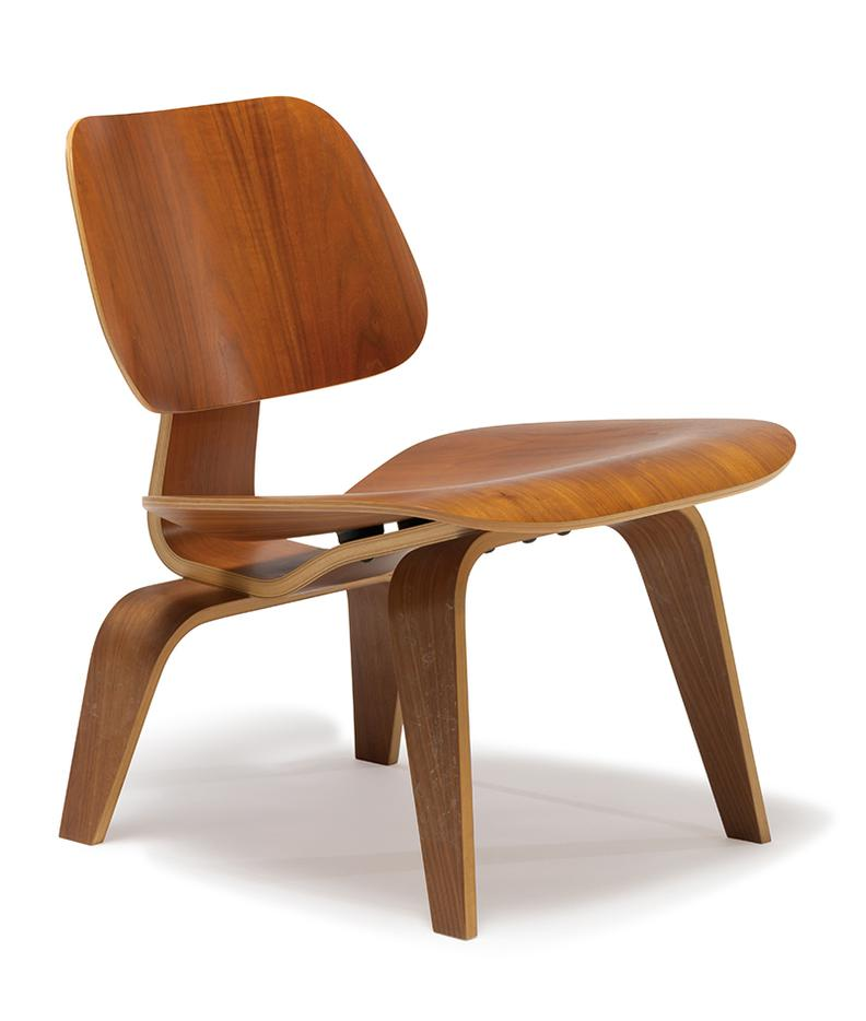 Charles & Ray Eames - Lounge Chair-1990