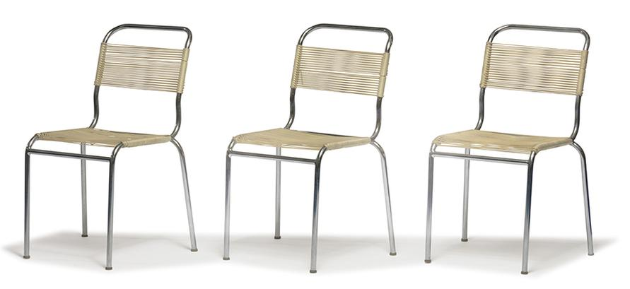 Andre Dupre - Stacking Chairs (6)-1950
