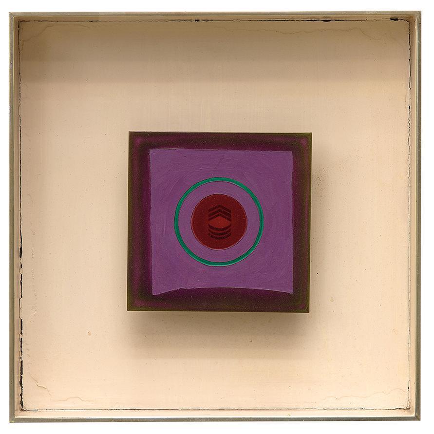 Billy Al Bengston-Untitled Miniature-1959