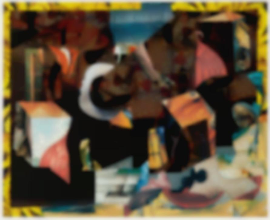 Tony Berlant-Arizona Avenue #74-1999