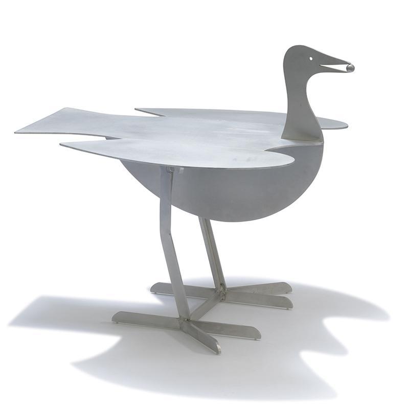 Francois-Xavier Lalanne-Oiseau Dargent Table-1990