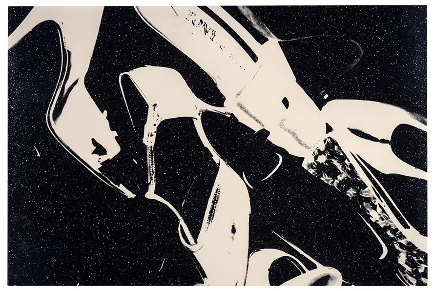 Andy Warhol-Shoes-1980