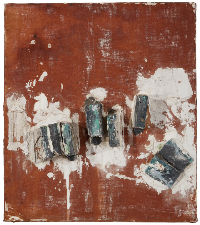 John Latham-Carlyle-1964
