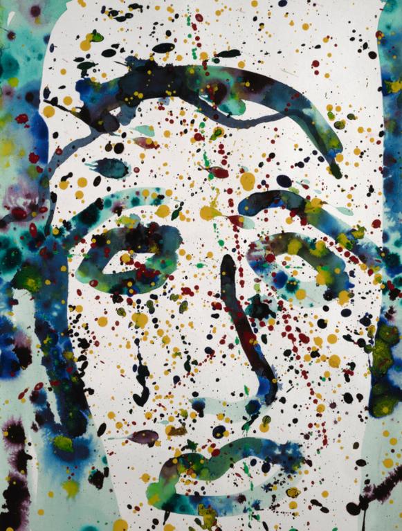 Sam Francis-Untitled-1974
