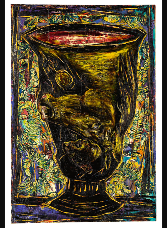 Arnaldo Roche-Rabell - God Told Me To Give Birth-1995