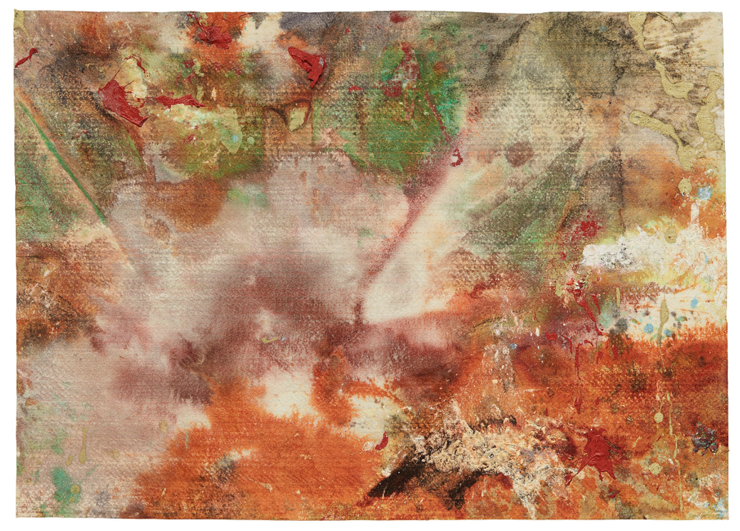 Sam Gilliam-Untitled-1973