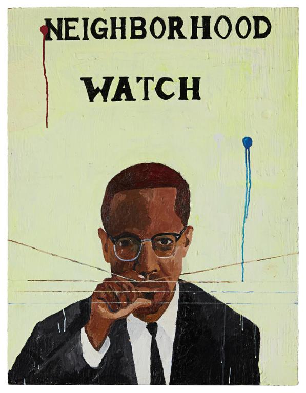 Henry Taylor-Neighborhood Watch-2002