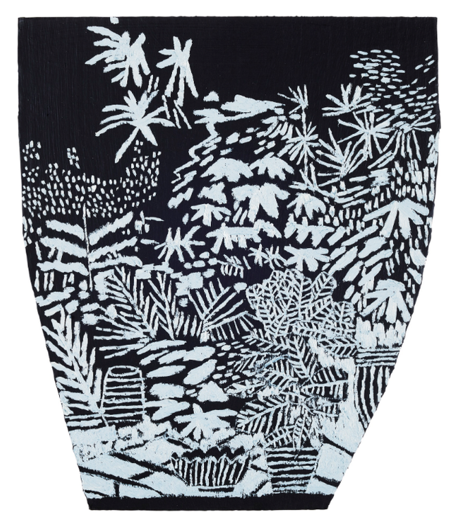 Jonas Wood-B+W Landscape Pot 3-2014