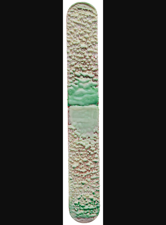 Lynda Benglis-Fat Green-1993