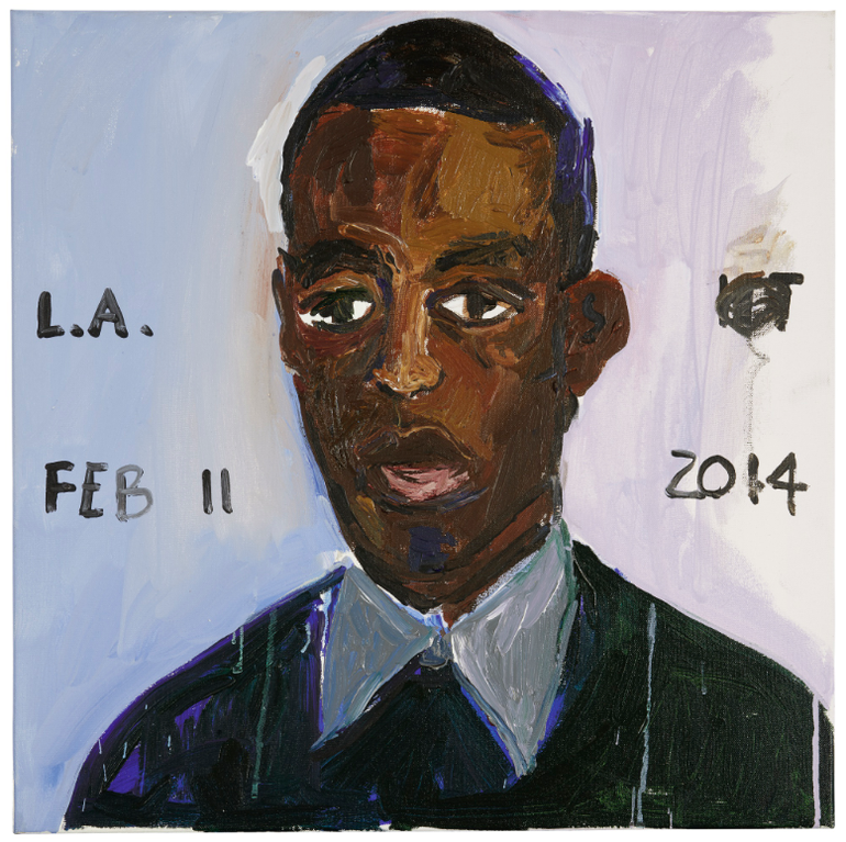 Henry Taylor-Untitled (L.A. Feb. 11, 2014)-2015