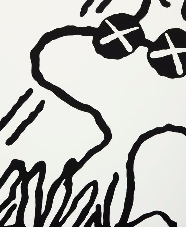 KAWS-Untitled (Mbfh2)-2014