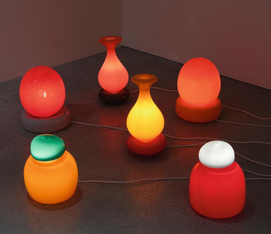 Jorge Pardo-Set Of Lamps [Six Works]-2003