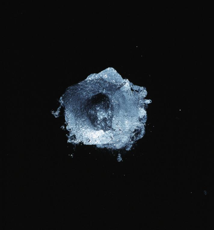 Olafur Eliasson-The Antigravity Cone-2003
