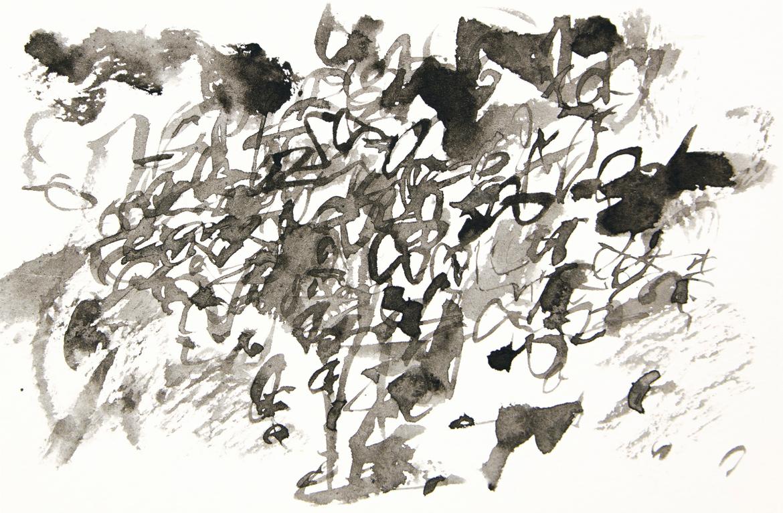 Julie Mehretu-Untitled-2013
