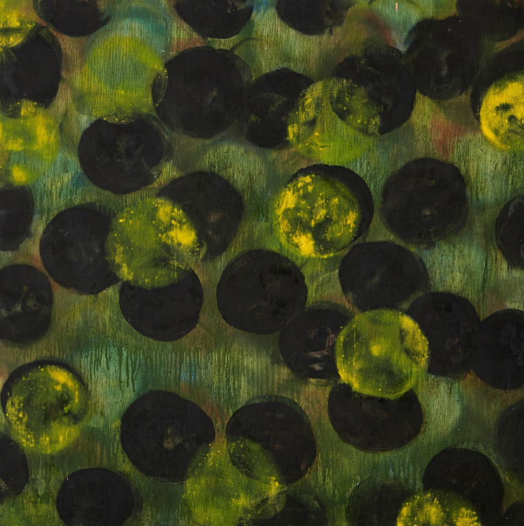 Jacqueline Humphries-Untitled-1989