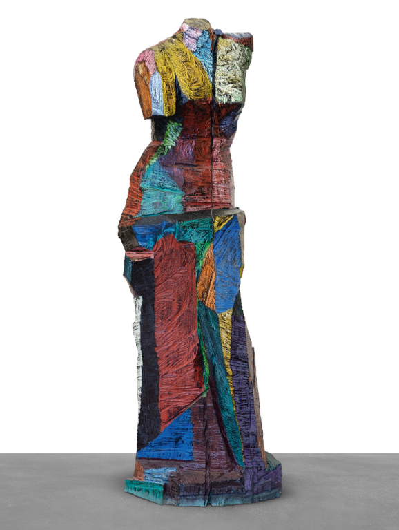 Jim Dine-The Field Of The Cloth Of Gold-1988
