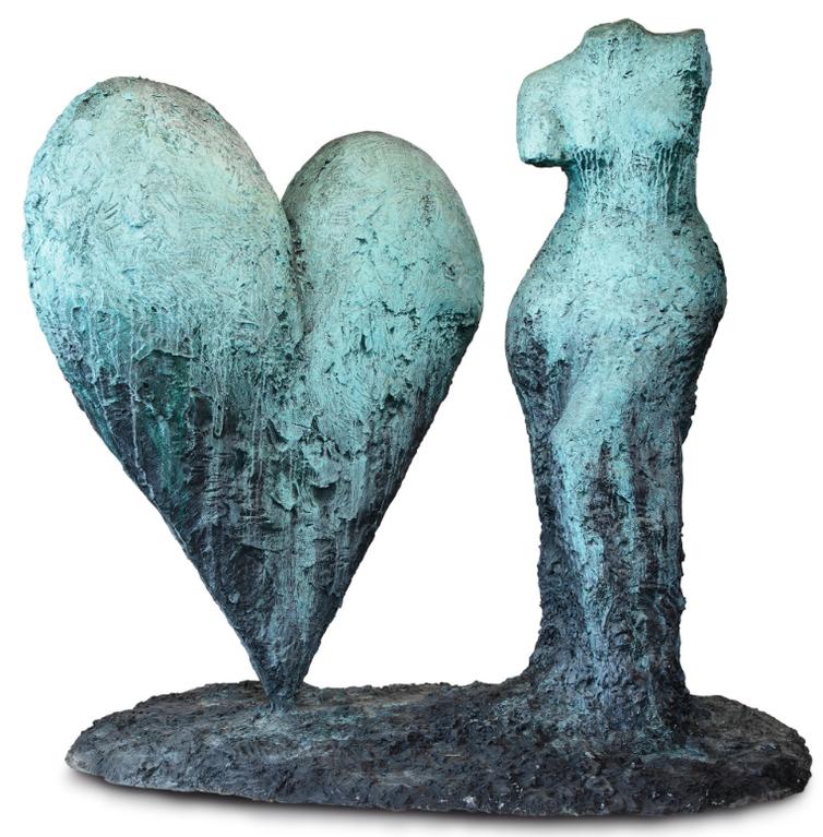 Jim Dine-Heart And Venus-1985
