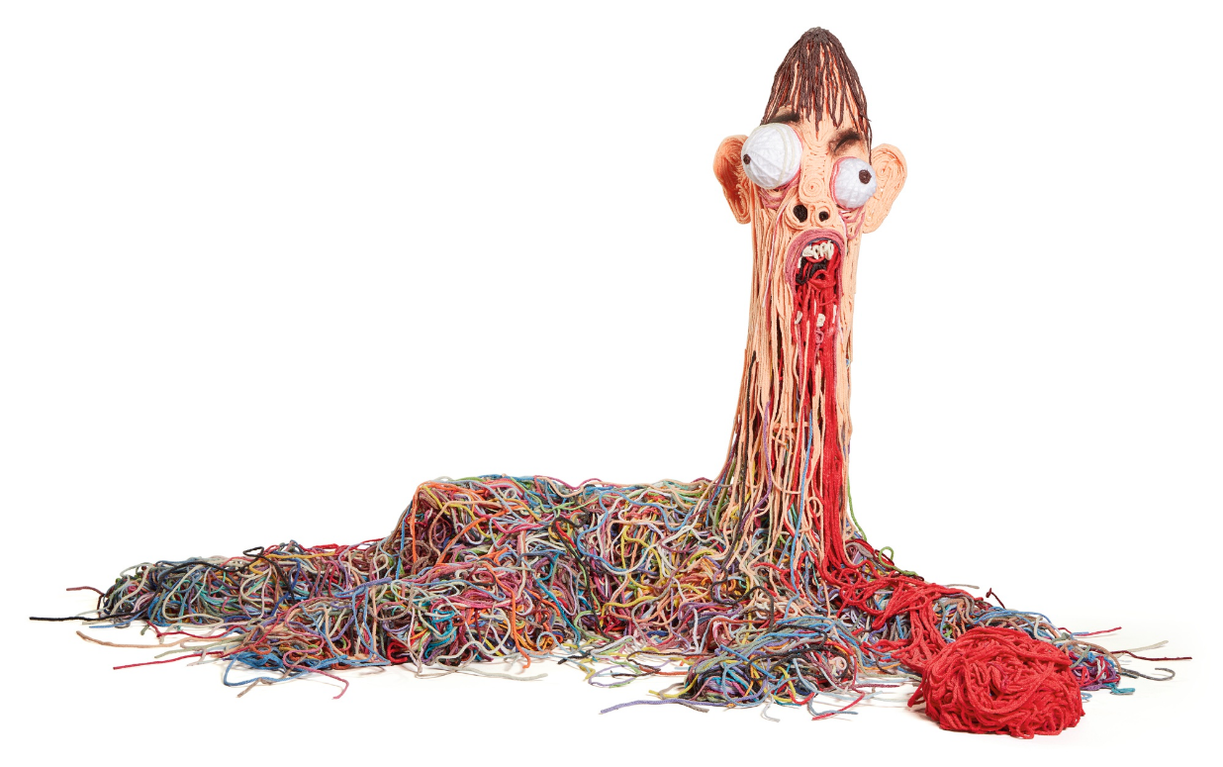 Tom Friedman-Yarn Dog-2006