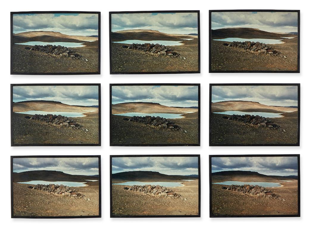 Olafur Eliasson-Small Cloud Series-2001