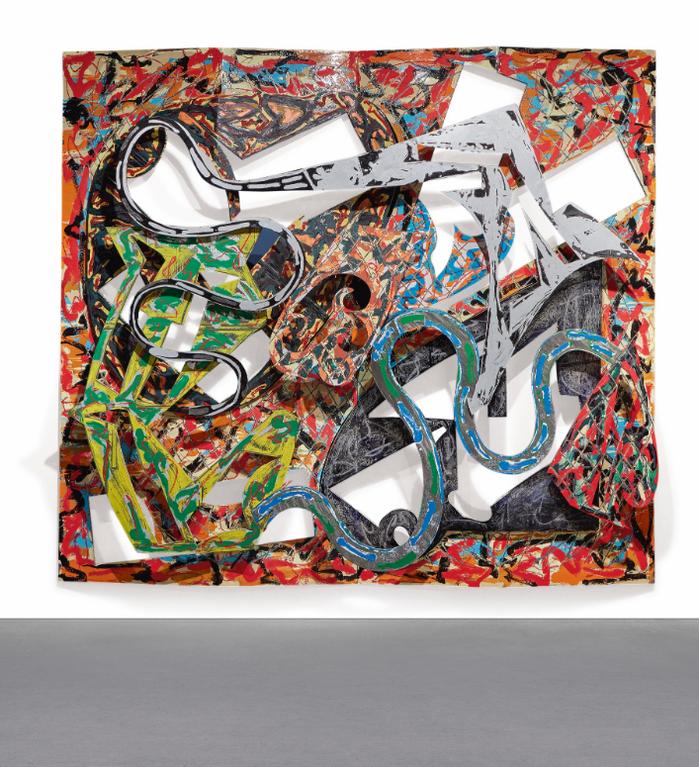 Frank Stella-Vallelunga II-1983