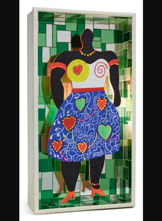 Niki De Saint-Phalle - Party Dress-1994