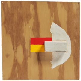 Richard Tuttle-Two With Any To, #12-1999