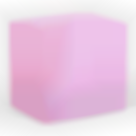 John McCracken-Lilac Cube-1968