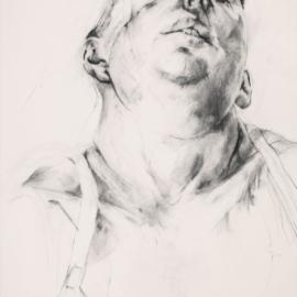Jenny Saville-Untitled-1990