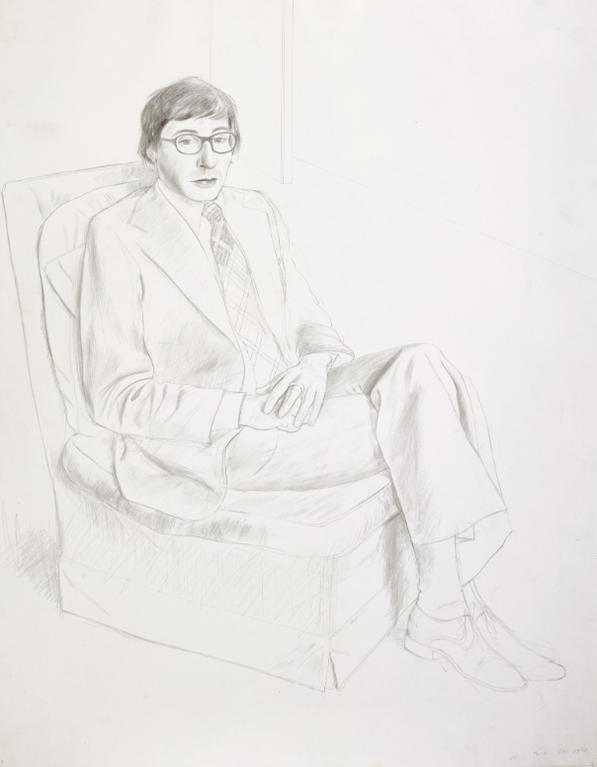 David Hockney-Kasmin-1973
