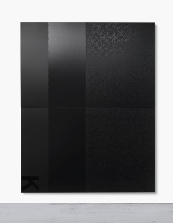 Adam Pendleton-Black Dada/Column (K)-2015