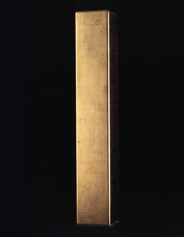 James Lee Byars-The Figure Of The First Question-1987