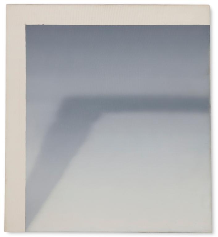 Gerhard Richter-Schattenbild (Shadow Painting)-1968