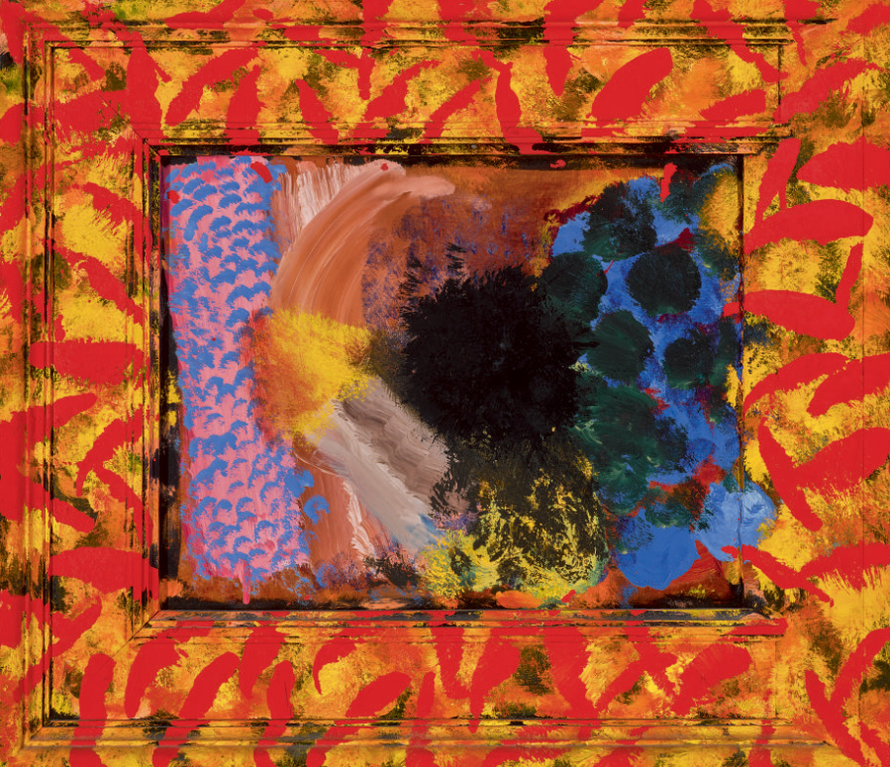 Howard Hodgkin-Counting The Days-1982