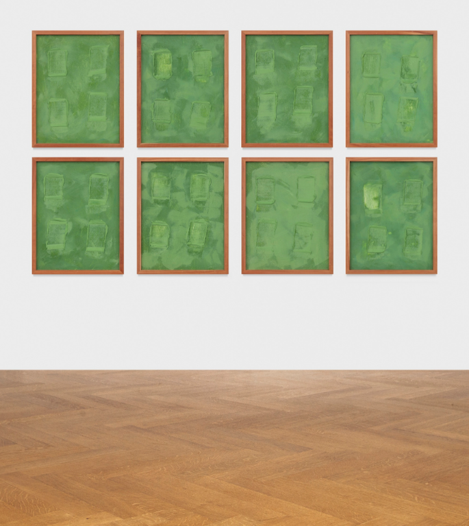 Gunther Forg-Veronese Green-1988