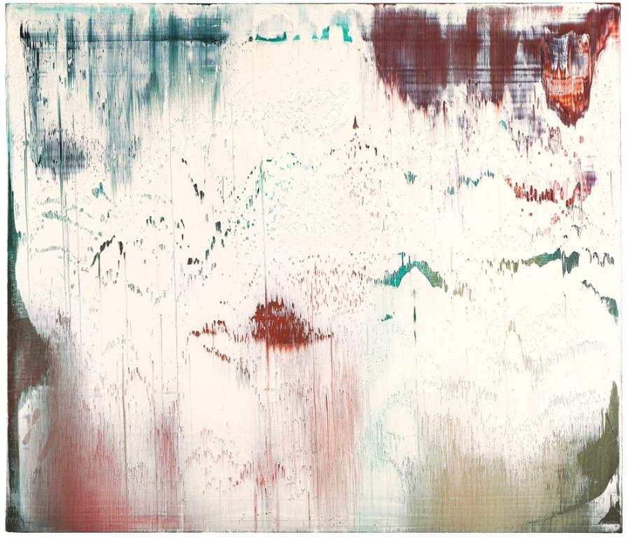 Gerhard Richter-Abstraktes Bild-1993