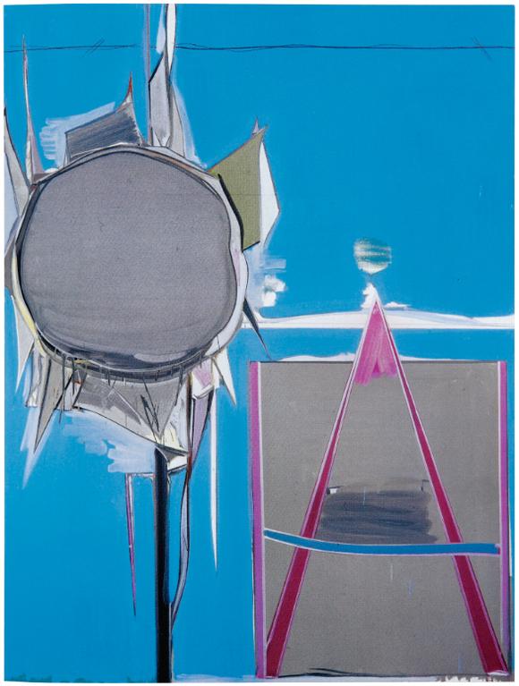 Thomas Scheibitz-O. T. (Nr. 304)-2001
