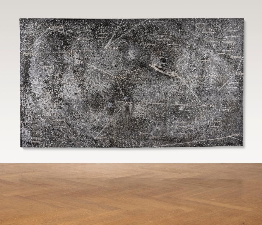 Anselm Kiefer-Walfisch-2000