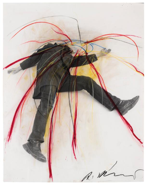 Arnulf Rainer-Untitled-1987