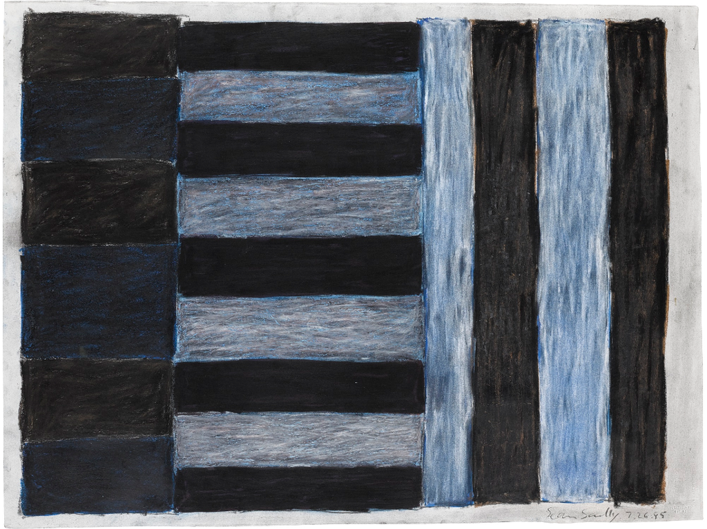 Sean Scully-Untitled (7.26.85)-1985