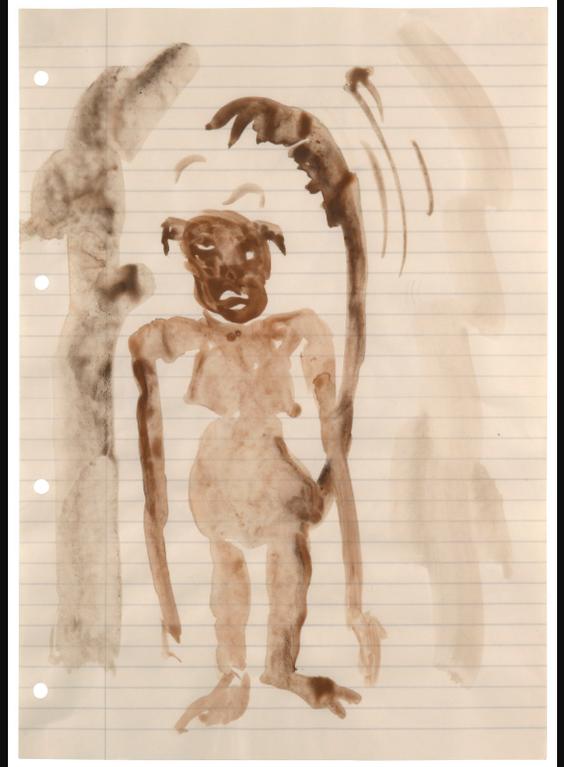 Rosemarie Trockel-Untitled-1985