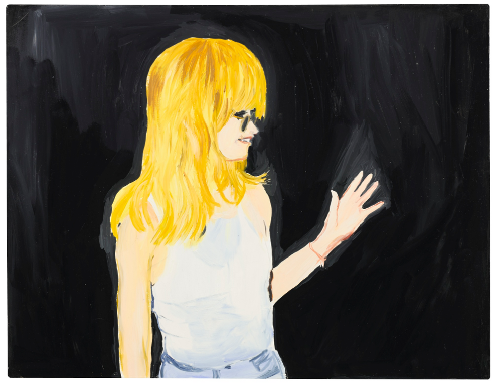 Karen Kilimnik-Goldie Hawn-1996