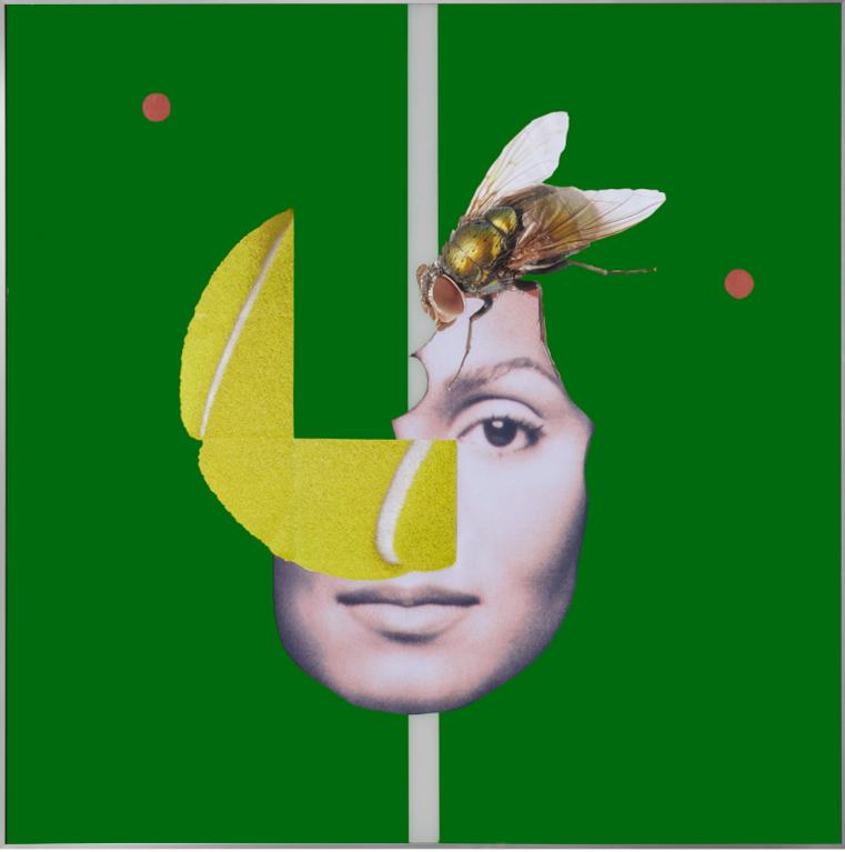 Alex Da Corte-Nosegay-2015