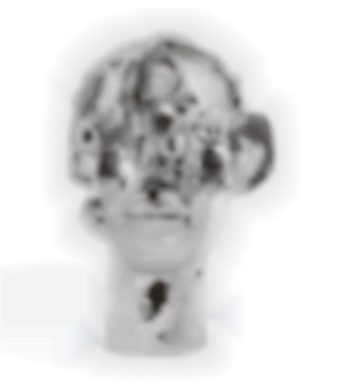 George Condo-Robot Girl-2012