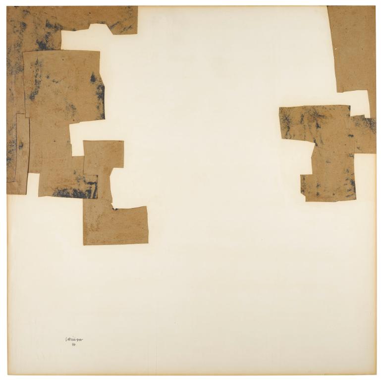 Eduardo Chillida-Collage-1969