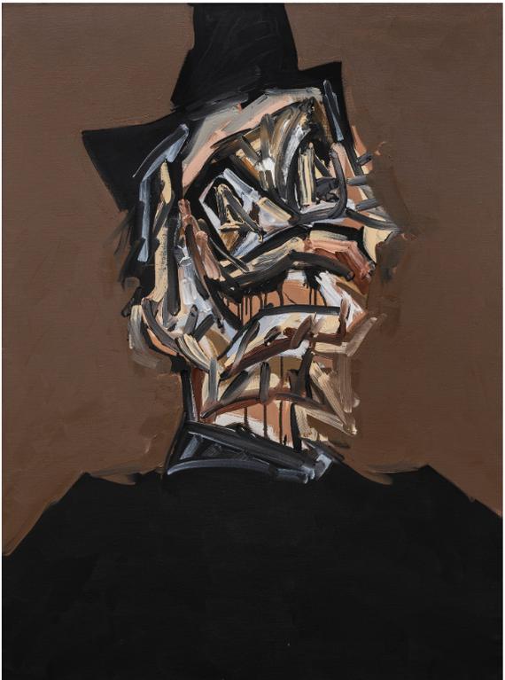 Antonio Saura-Retrato Imaginario De Felipe Ii 1.84-1984