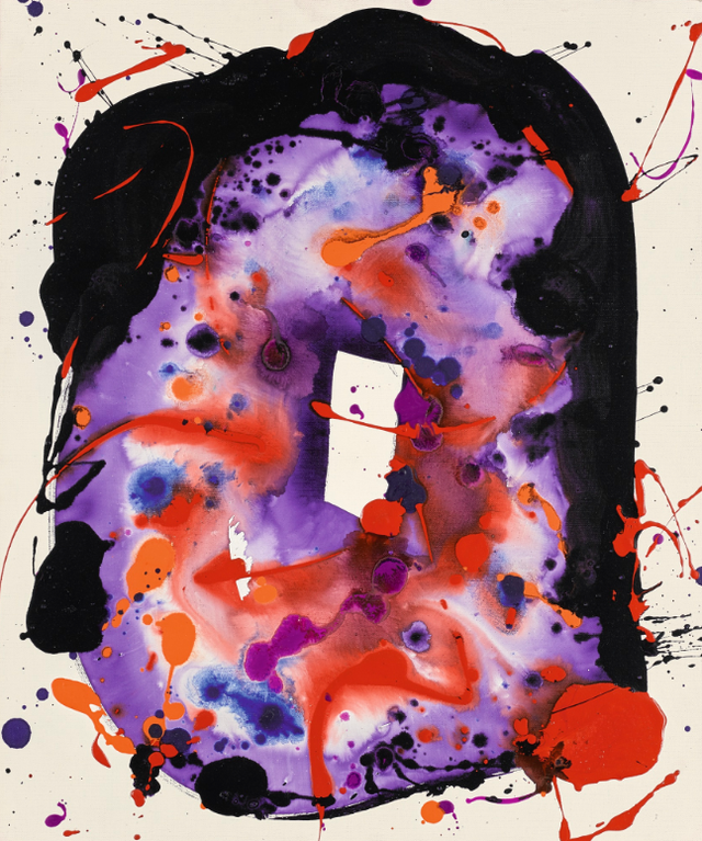 Sam Francis-Untitled-1985